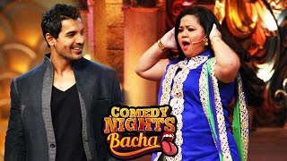 Comedy Nights Bachao: John Abraham & Shruti Haasan To Promote Rocky Handsome