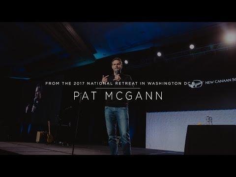 Pat McGann -