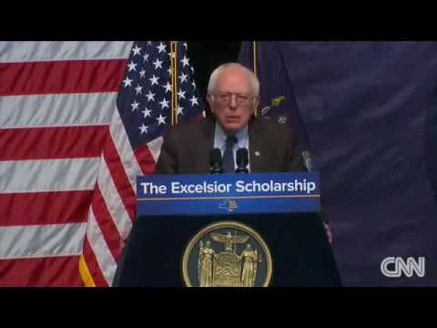 #StealTheBern: NY Gov. Cuomo Introduces Sanders-Inspired Tuition-Free College Proposal