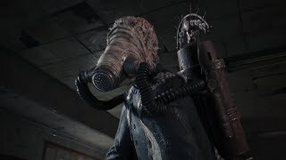 The Evil Within 2: Harbinger Boss Fight (4K 60fps)