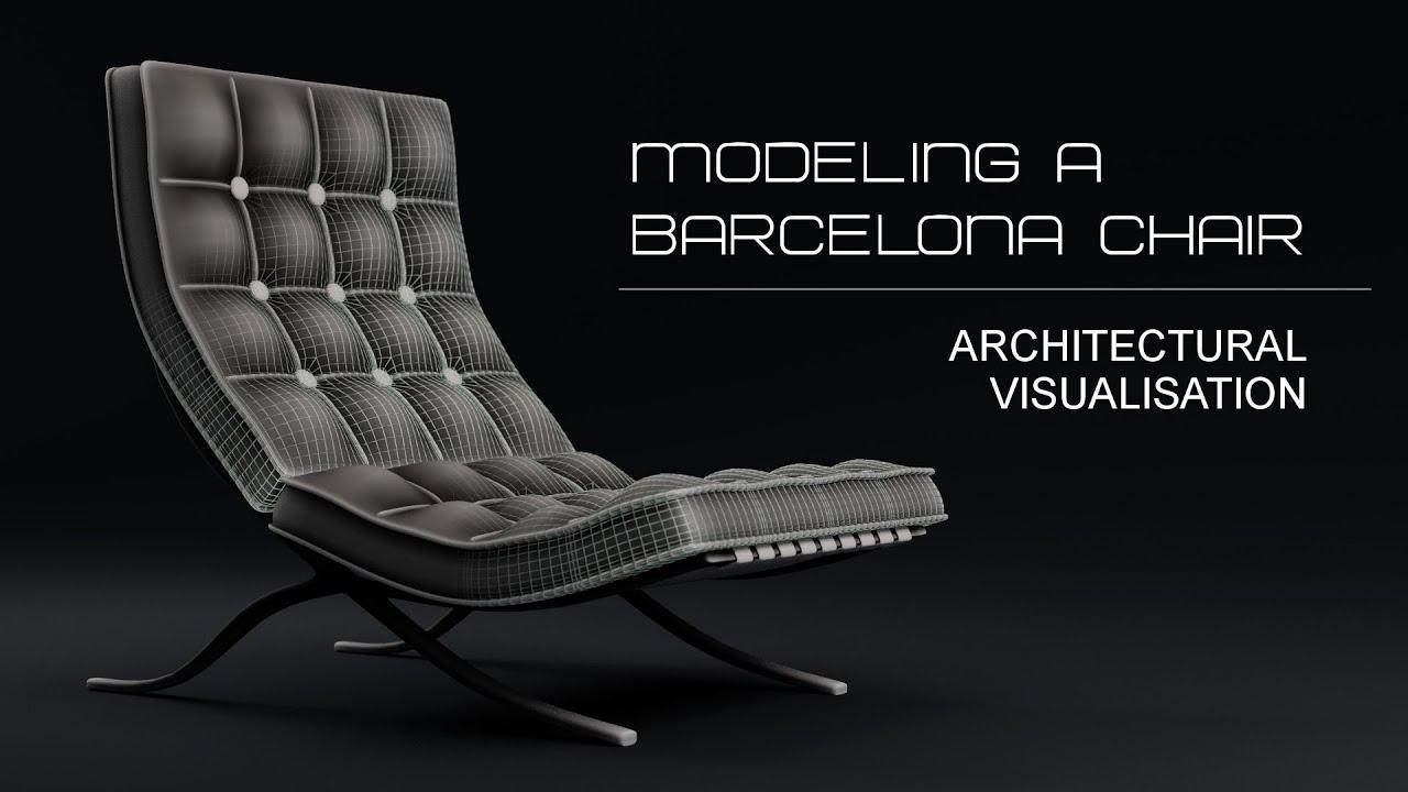 Blender Tutorial Chair Modeling YouTube