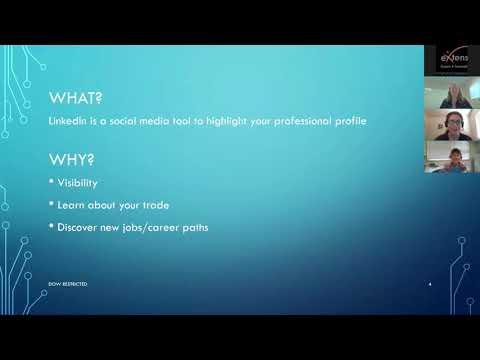 Leveraging your Link to Land Luxurious Livelihoods (LinkedIn tutorial)