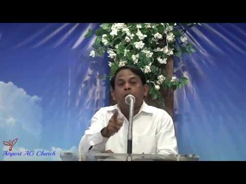 Pr. C.O. Jacob- Message No.11.പോരാട്ടം