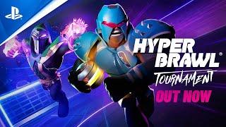 HyperBrawl Tournament - Launch Trailer | PS4
