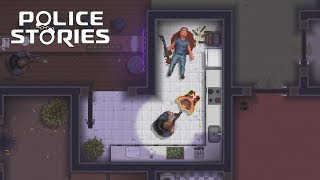 Police Stories (Alpha) Gameplay (SWAT meets Hotline Miami!)
