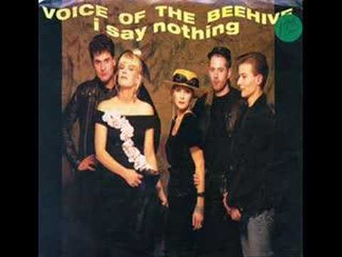 voice of the beehive --- angel come down