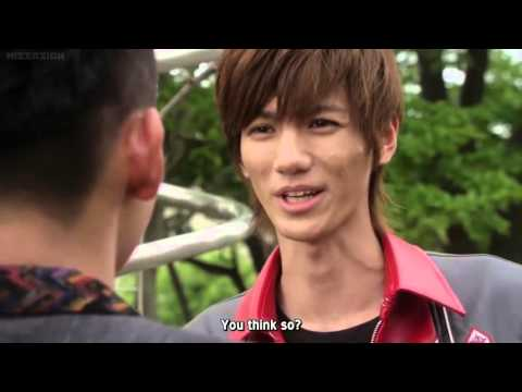 Ultraman Ginga S Episode 4(Eng Sub)_HD