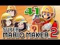 Super Mario Maker 2 - 41 - Don't @ Me, Dad