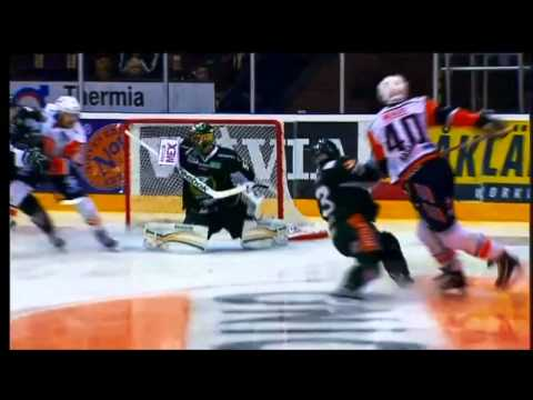 Dennis Rasmussen Växjö Lakers Highlights 2011-2014