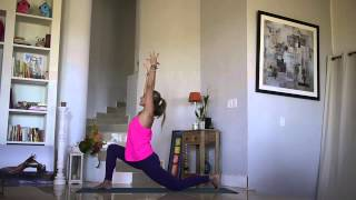 10 Minute Yoga Flow!