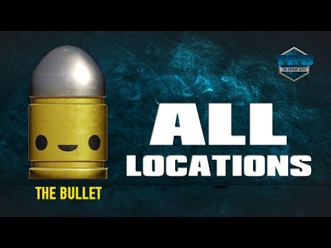 The Bullet Locations Payday 2 Trophy