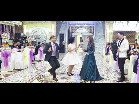 свадьба Куаныша и Анели