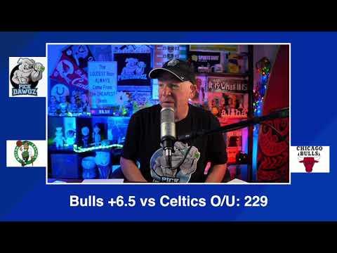 Chicago Bulls vs Boston Celtics 1/25/21 Free NBA Pick and Prediction NBA Betting Tips