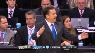 Notre Dame vs Kentucky: Steve Vastoria 3-pt