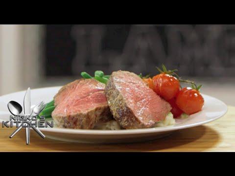 THE DINNER PROJECT  Nickos Kitchen  Hayden Quinn  YouTube