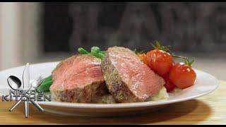 Herb & Mustard Roast Beef - Video Recipe