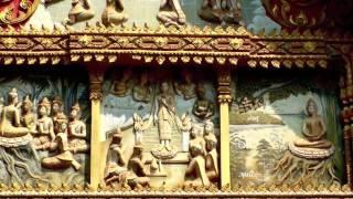 Laos: Vientiane - Wat Si Muang