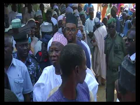 ALLEDGED UNDER--AGED VOTING IN KANO STATE CHANNELS TV REPORT