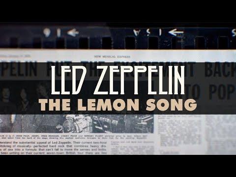 Led Zeppelin - The Lemon Song (Official Audio)