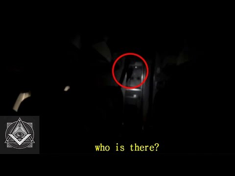 Shadow Person Is CAUGHT ON TAPE