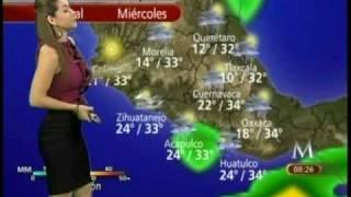 e13d871323 Marcela Mistral blusa morada falda negra
