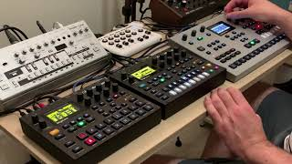 I Replaced My Toraiz AS-1 with the Elektron Analog Four MKII! Here's Why..