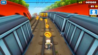 Марио - Subway serf - #1