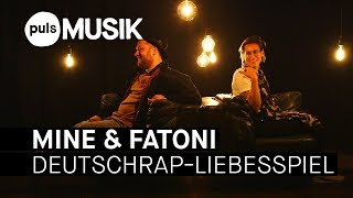 Mine & Fatoni checken Deutschrap-Lovesongs - von Freundeskreis bis Kool Savas