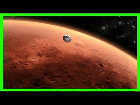Breaking News | Mars study offers clues to origins of life on earth