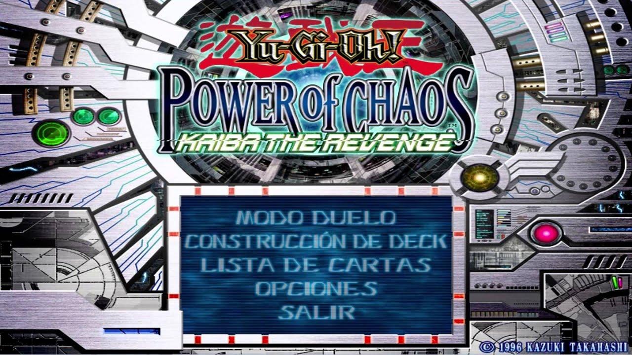 YU-GI-OH POWER OF KAIBA GRATUIT REVENGE TÉLÉCHARGER GRATUIT THE CHAOS