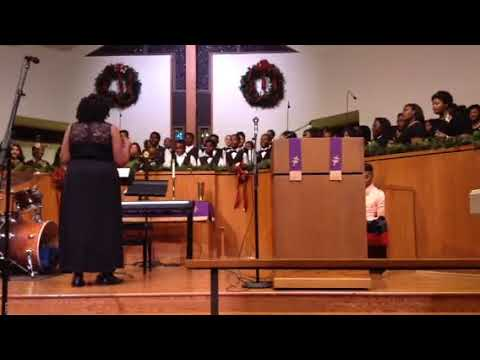 Johnnie Carr International Baccalaureate Middle School 2016 Christmas