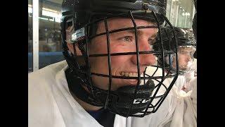 GOJHL - Cambridge RedHawks begin their inaugural training camp