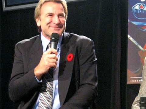 2008 HHOF Fan Forum - Glenn Anderson on the Post-Gretzky Oilers