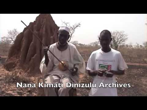 Olden Days Dagbon stringTraditions music - history to remember