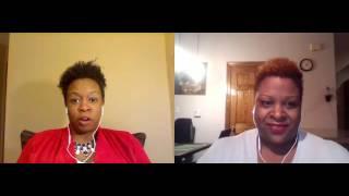 Finding Your Voice to Speak Your Truth - Michele Heyward/Denele D Biggs