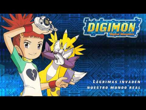 Slash Español Latino - Digimon Tamers