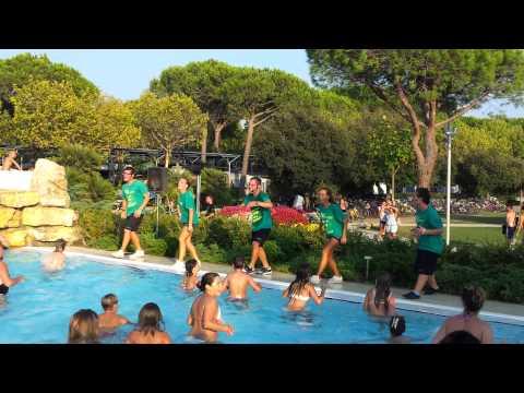 Pappasole 2012: Social Dances: Met zn allen (Cooldown Cafe)