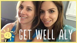 ELLE | Day In Life 9 | GET WELL ALY!!