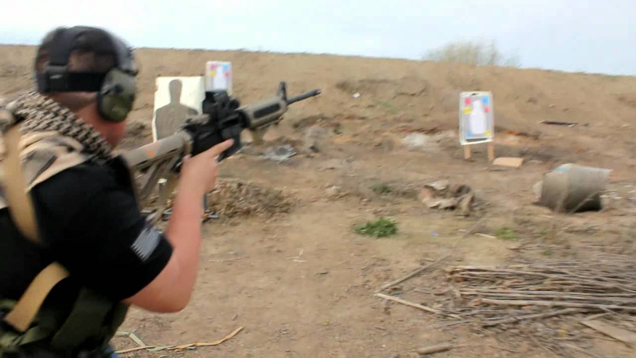 Ar 15 Tactical Shooting Drills Youtube