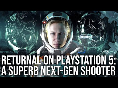 Returnal: Housemarque Pushes PlayStation 5 HARD – With Spectacular Results