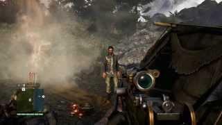 Far Cry 4 - Localização do Sabal após final com a Amita.