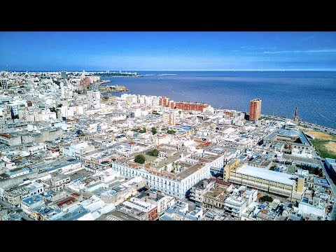 Ciudad Vieja - Montevideo (4k)