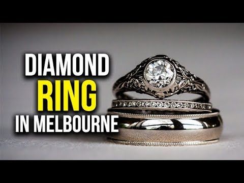 Top 5 Places to Buy a Diamond Engagement Ring in Melbourne
