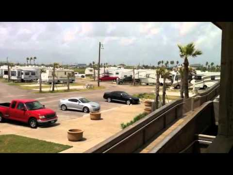 Eye 360 View The Gulf And Dellanera Rv Park Galveston