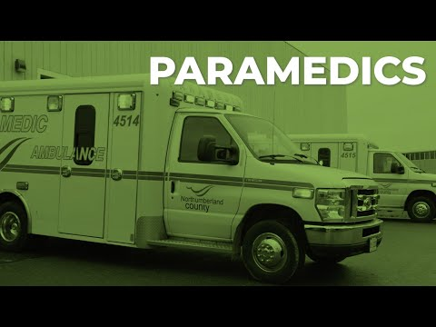 Northumberland Paramedics