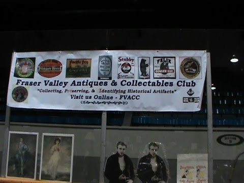 Fraser Valley Antiques & Collectibles Club Show 2014
