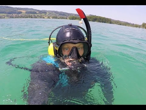 RIVER TREASURE, FOUND RINGS, WATCHES, SUNGLASSES HOOKAH UNDERWATER METAL DETECTING 🇨🇭