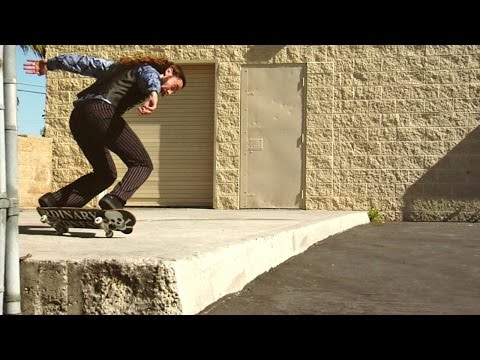 Richie Jackson's 'Death Skateboards' Part