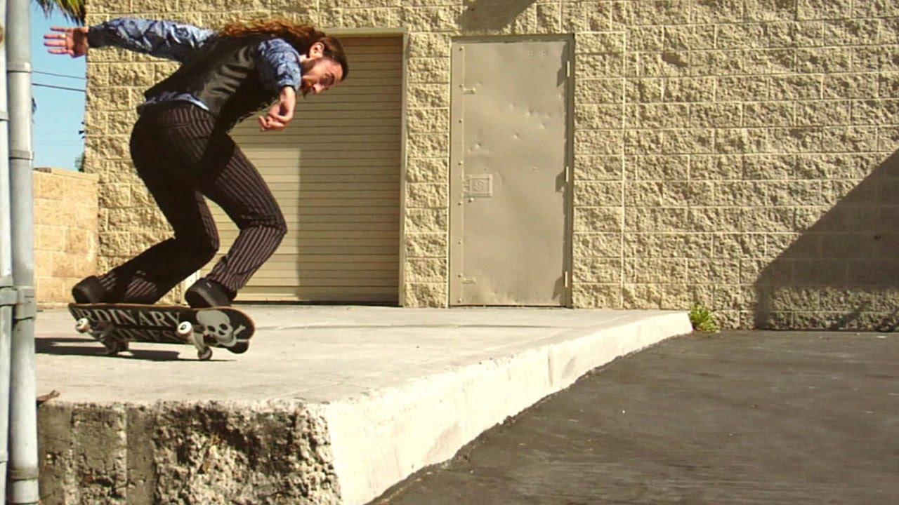 Најлудите трикови со скејтборд