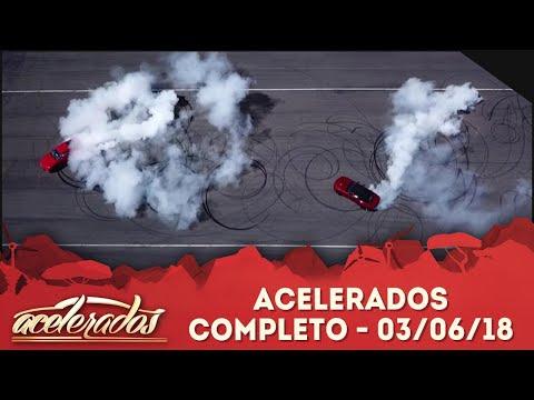 Acelerados (03/06/18) | Completo